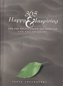 Picture of 365 Happy & Inspiring Tips for Relationships and Marriage
