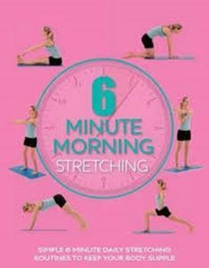 Picture of 6 Minute Morning Stretching