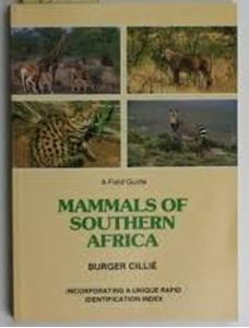 Picture of A Field Guide to Mammals of Southern Africa