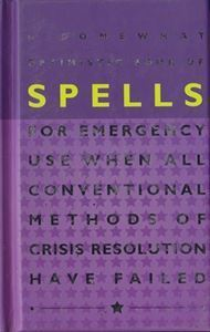 Picture of A Somewhat Optimistic Book of Spells