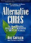 Picture of Alternative cures - the most effective natural home remeies for 160 Health problems