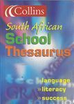 Picture of Collins South African School Thesaurus
