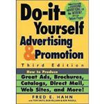 Picture of Do-it-yourself advertising & promotion
