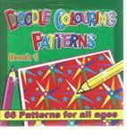 Picture of Doodle Colouring Patterns - Book 1