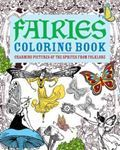 Picture of Fairies Colouring Book