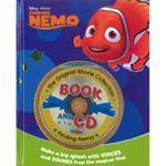 Picture of Finding Nemo - Book and CD