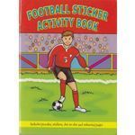 Picture of Football sticker activity book