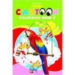 Picture of Jumbo Cartoon colouring book - 1