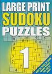 Picture of Large Print Sudoku Puzzles - Book 1