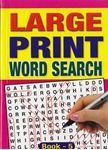 Picture of Large Print Word Search - Book 5