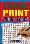 Picture of Large Print Word Search - Book 8