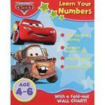 Picture of Learn Your Numbers - The World of Cars