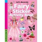 Picture of Let's decorate - Fairy Sticker Activity book