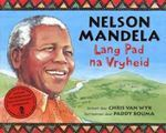 Picture of Nelson Mandela - Lang Pad na Vryheid