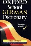 Picture of Oxford School German Dictionary