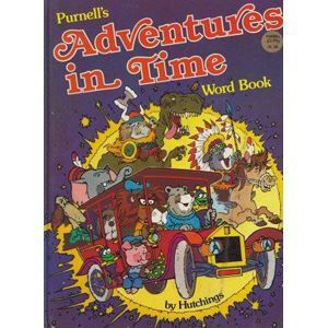 Picture of Purnell's Adventures in time word book