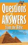 Picture of Questions & Answers from the Bible
