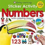 Picture of Sticker activity - numbers
