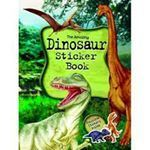 Picture of The amazing dinosaur Sticker Book