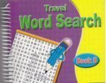 Picture of Travel Word Search - Book 8