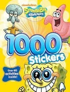 Picture of Sponge Bob Squarepants - 1000 Stickers