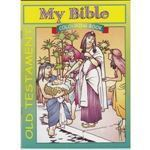Picture of My Bible colouring book