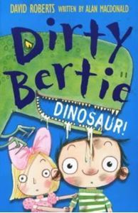 Picture of Dirty Bertie - Dinosaur