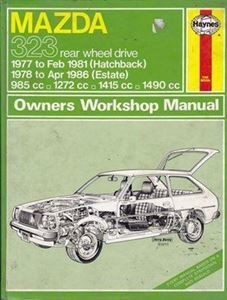 Picture of Mazda 323 Owners Workshop Manual