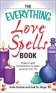 Picture of The Everything Love Spells Book