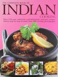 Picture of The Complete Book of Indian Cooking
