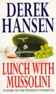 Picture of Lunch with Mussolini