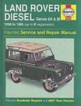 Picture of Haynes Service and Repair Manual for Land Rover Diesel 1958 to 1985