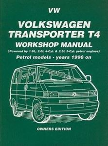 Picture of Volkswagen Transporter T4 Workshop Manual
