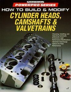 Picture of How to Build & Modify Cylinder Heads, Camshafts & Valvetrains