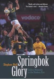 Picture of Springbok Glory - Golden Moments in the Modern Era