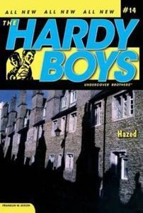 Picture of The Hardy Boys - Hazed
