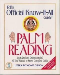 Picture of Fell's Official Know-It-All Guide - Palm Reading