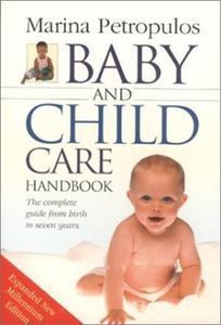 Picture of Baby and Child Care Handbook