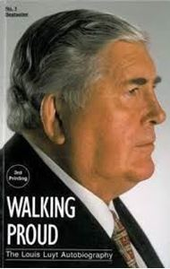 Picture of Walking Proud - The Louis Luyt Autobiography