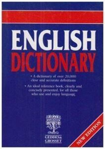 Picture of English Dictionary