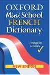 Picture of Oxford Mini School French Dictionary