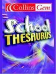 Picture of Collins Gem School Thesaurus