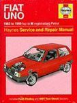 Picture of Fiat Uno Haynes Service and Repair Manual