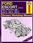 Picture of Ford Escort Owners Workshop Manual