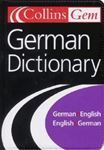 Picture of Collins Gem German Dictionary