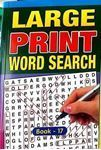 Picture of Large Print Word Search - Book 17