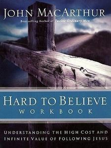 Picture of Hard to Believe Workbook