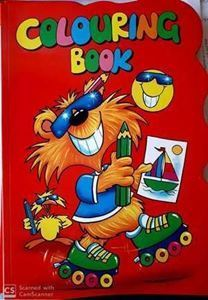 Picture of Colouring Book