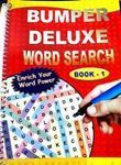 Picture of Bumper Deluxe Word Search - Book 1