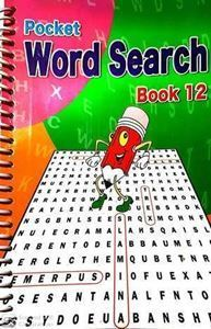Picture of Pocket  Word Search - Book 12